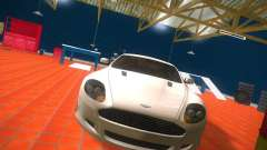 Aston Martn DB9 2008
