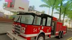 Pierce Tower Ladder 54 Chicago Fire Department