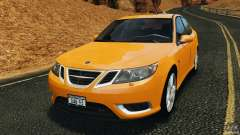 Saab 9-3 Turbo X 2008 for GTA 4