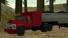 ZIL 130 Tractor