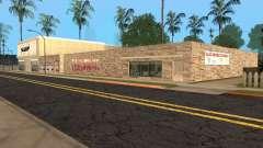 New roads on Grove Street