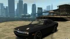 Dodge Challenger Concept Slipknot Edition