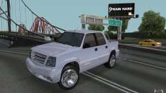 Cavalcade FXT from GTA 4