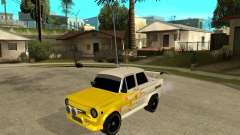 ZAZ 968 m tûningovanyj for GTA San Andreas
