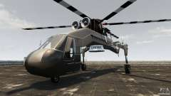SkyLift Helicopter for GTA 4
