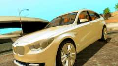 BMW 550i GranTurismo 2009 V1.0 for GTA San Andreas