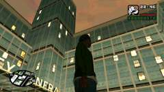New textures hospital in Los Santos for GTA San Andreas