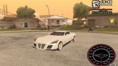 Maybach Exelero for GTA San Andreas
