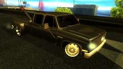 Chevrolet Silverado Towtruck