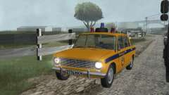 VAZ TRAFFIC POLICE 21016 for GTA San Andreas