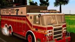Pumper Firetruck Pierce F.D.N.Y