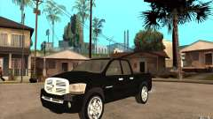 Dodge Ram 2500 2008 for GTA San Andreas
