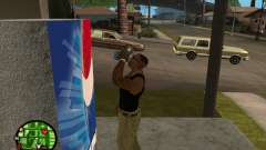 Pepsi vending machines and plant for GTA San Andreas