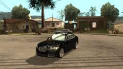 Jaguar XFR 2009 for GTA San Andreas