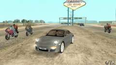 Porsche Carrera S 2009 for GTA San Andreas