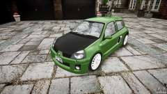 Renault Clio V6 for GTA 4