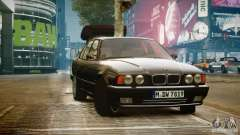 BMW M5 (E34) 1995 v1.0 for GTA 4