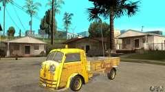 Tempo Matador 1952 Bus Barn version 1.1 for GTA San Andreas