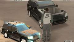 Toyota Land Cruiser 100vx v2.1 for GTA San Andreas
