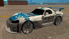 Dodge Viper Energizer for GTA San Andreas