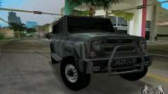 UAZ-3153 for GTA Vice City