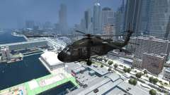 Sikorsky UH-60 Black Hawk for GTA 4