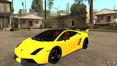 Lamborghini Gallardo LP570 Super Trofeo Stradale for GTA San Andreas