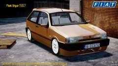 Fiat Tipo 1990 for GTA 4
