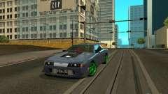 Elegy Dark Evolution Drift Final for GTA San Andreas