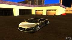 Audi R8 V12 TDI for GTA San Andreas