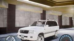 Toyota Land Cruiser 100 for GTA 4