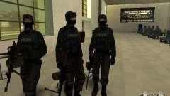 Help Swat for GTA San Andreas