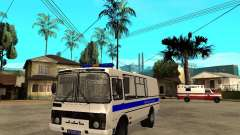 PAZ 3205 Police for GTA San Andreas