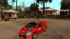Peugeot 307 WRC for GTA San Andreas