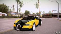 Bugatti Veyron 16.4 EB 2006 for GTA San Andreas