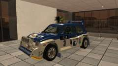 MG Metro 6M4 Group B for GTA San Andreas