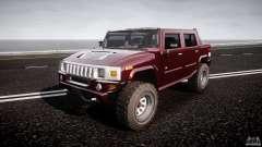 Hummer H2 4x4 OffRoad v.2.0 for GTA 4