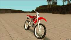 Honda CRF450R Extreme Edition FINAL for GTA San Andreas