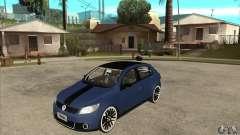 Volkswagen Gol Vintage for GTA San Andreas