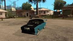 Lada Vaz 2107 Drift for GTA San Andreas