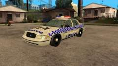 Ford Crown Victoria NSW Police for GTA San Andreas
