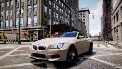 BMW M6 2013