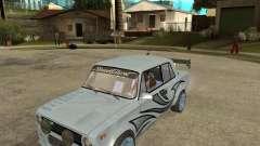 VAZ 2101 car tuning