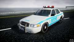 Ford Crown Victoria 2003 v.2 Police for GTA 4