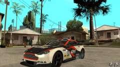 Aston Martin v8 Vantage N400 for GTA San Andreas