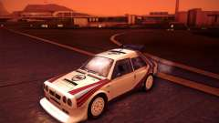 Lancia Delta S4 for GTA San Andreas