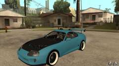 Toyota Supra Tuned for GTA San Andreas