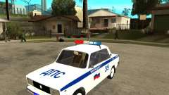Vaz 2105 DPS for GTA San Andreas