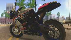 Ducati 1098R for GTA San Andreas