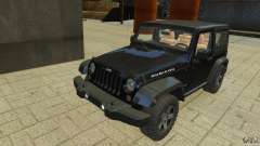 Jeep Wrangler Rubicon 2012 for GTA 4